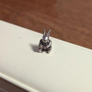 Pandora Bracelet Silver Rabbit Charm